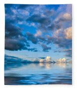 Into The Wild Blue Yonder Fleece Blanket
