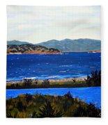 Iona Formerly Rams Islands Fleece Blanket