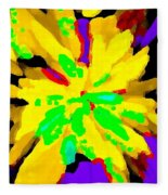 Iphone Cases Colorful Flowers Abstract Roses Gardenias Tiger Lily Florals Carole Spandau Cbs Art 182 Fleece Blanket