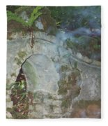 Ireland Ghostly Grave Fleece Blanket