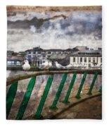 Ireland - Limerick Fleece Blanket