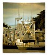 Irenes Way Morro Bay Digital Fleece Blanket