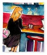 Irina Bloom For Iphone Case Fleece Blanket