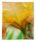 Iris 9 Fleece Blanket