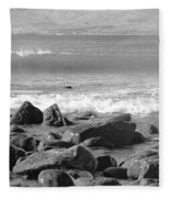 Irish Coast Fleece Blanket