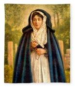 Irish Colleen Fleece Blanket