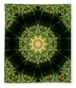 Irish Influence 3 Part 2 Fleece Blanket