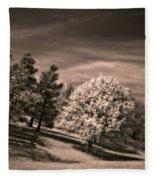 ...is But A Dream Fleece Blanket