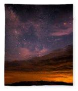 Is This Heaven Fleece Blanket