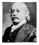 Isaac Mayer Wise (1819-1900) Fleece Blanket