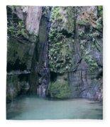 Isalo National Park 3 Fleece Blanket