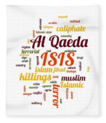 Isis Fleece Blanket