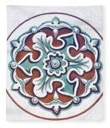 Islamic Art 03 Fleece Blanket