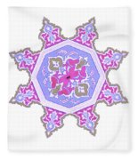 Islamic Art 06 Fleece Blanket