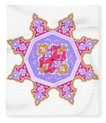 Islamic Art 07 Fleece Blanket