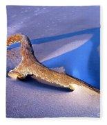 Island Driftwood Fleece Blanket