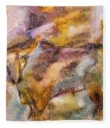 Istrian Bull -  Boshkarin Fleece Blanket