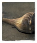 It's Alive - Lightning Whelk Fleece Blanket