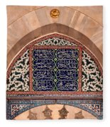 Iznik 05 Fleece Blanket