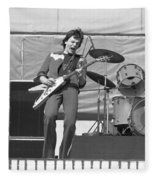 J. Geils At Day On The Green 1976 Fleece Blanket