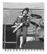 J. Geils In Oakland 1976 Fleece Blanket