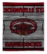 Jacksonville State Gamecocks Fleece Blanket