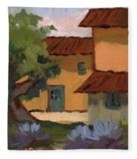 Jacques Farm In Provence Fleece Blanket