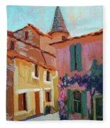 Jacques House Fleece Blanket