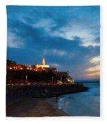 Jaffa Fleece Blanket