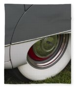 Jaguar Mk Ix Classic Fleece Blanket