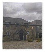 Jamaica Inn Bodmin Moor Fleece Blanket