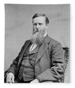 James Baird Weaver (1833-1912) Fleece Blanket