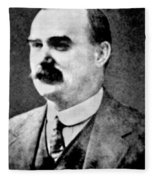 James Connolly (1870-1916) Fleece Blanket