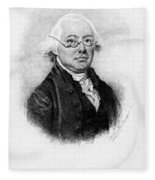 James Wilson (1742-1798) Fleece Blanket