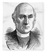 James Woodford (1820-1885) Fleece Blanket