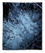 jammer Frozen Cosmos Fleece Blanket