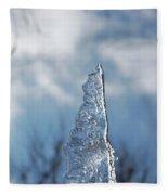 Jammer Ice Sail 001 Fleece Blanket