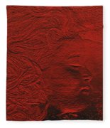 jammer MZ portrait 02  Fleece Blanket