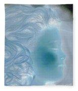 jammer MZ portrait 03 Fleece Blanket