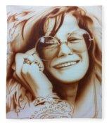 Janis Fleece Blanket