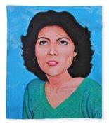 Jasmina Fleece Blanket
