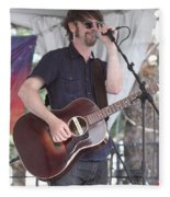 Jay Farrar Fleece Blanket