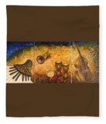 Jazz ... Fleece Blanket
