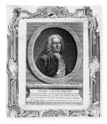 Jean Louis Petit (1674-1750) Fleece Blanket