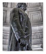 Jefferson Fleece Blanket