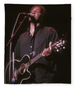 Jeffrey Gaines Fleece Blanket