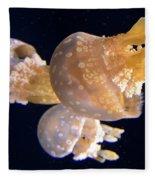 Jellyfish 8 Fleece Blanket