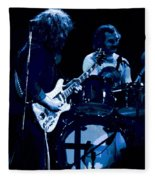 Jerry And Billy At Winterland 2 Fleece Blanket