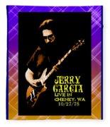 Jerry Cheney 1 Fleece Blanket