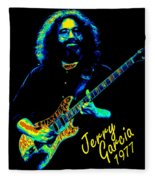 J G 1977 Fleece Blanket